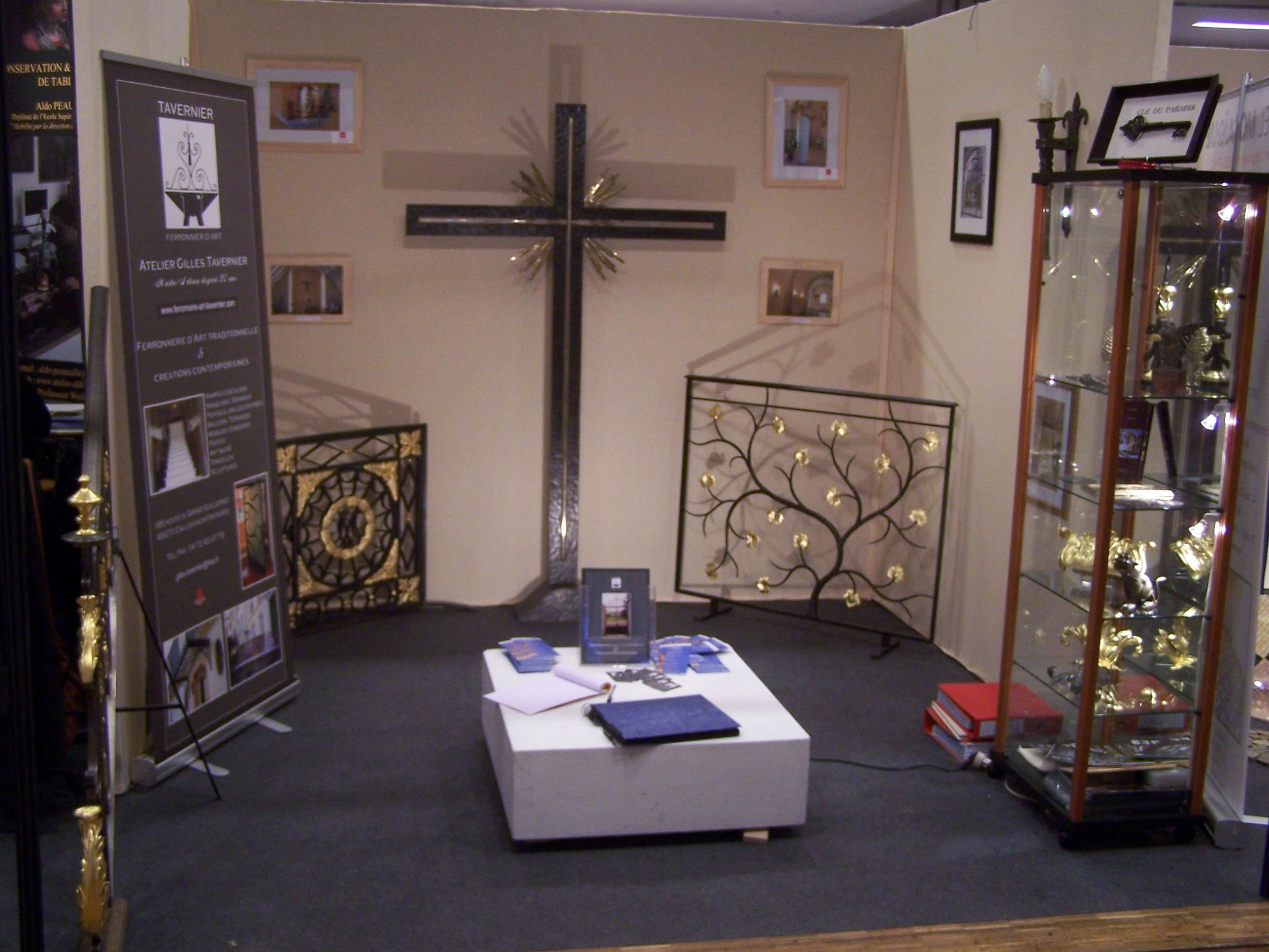 salon du Patrimoine Paris 2009