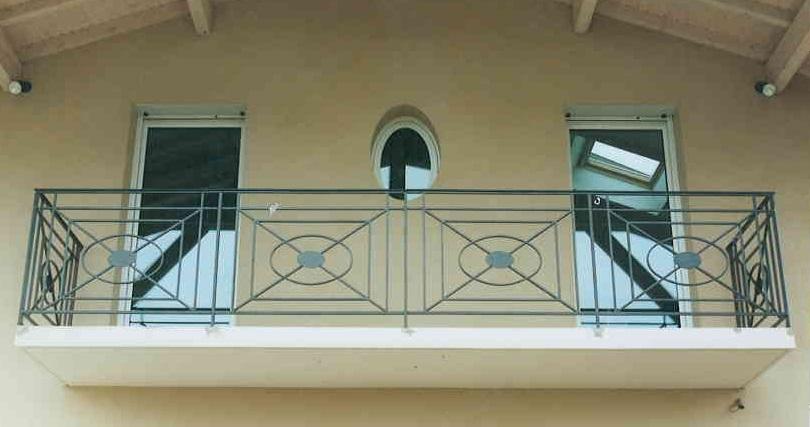 Balcon moderne